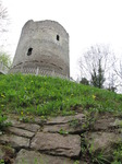 SX13872 Motte at Bronllys Castle.jpg